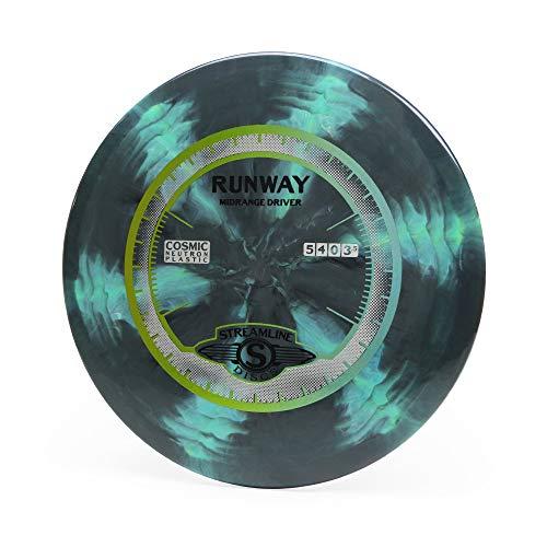 Streamline Discs Cosmic Neutron Runway Disc Golf Midrange (Colors May Vary) (170-175g)