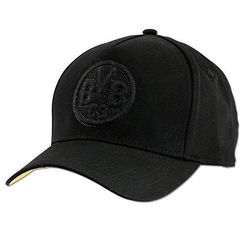 BVB  Kappe Kappe, schwarz/gelb, One Size, 2466315