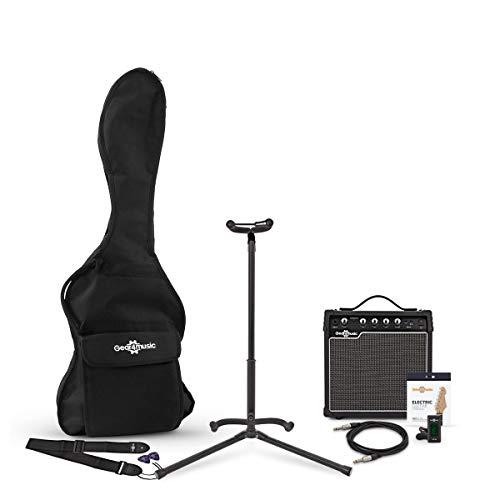 15 Watt Guitar Amp & Accessory Pack, by Gear4music