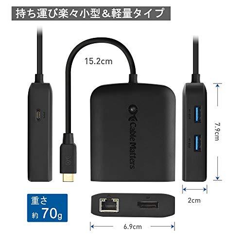 41Y4IXbNtML-Amazonベーシックの「USB 3.1 タイプC  HDMIマルチポートアダプター」を購入したのでレビュー!