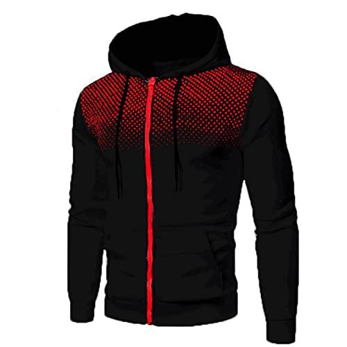Asija Herren Joggingsuit aus Baumwolle Freizeitanzug Trainingsanzug Hausanzug Trainingsanzug Sportanzug Jogger Fitness Streetwear
