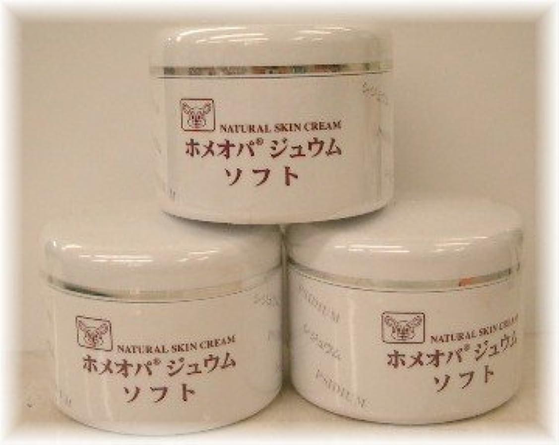 モスク音楽柔らかい足ホメオパジュウム スキンケア商品3点 ¥10500クリームソフトx3個