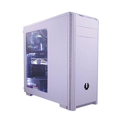 Bitfenix Nova Midi Tower Case - White Window(BFX-NOV-100-WWWKK-RP)