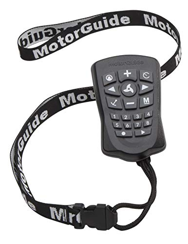 Motorguide 8M0092071 8M0092071 Xi Series Pinpoint Gps Navigation Replacement Remote With Lanyard