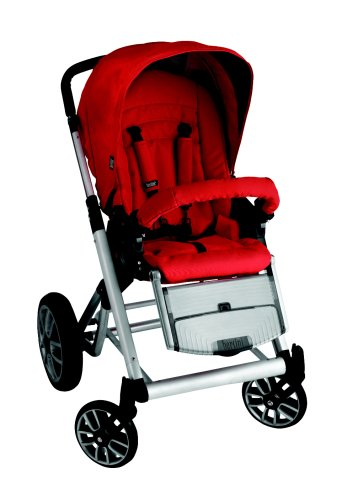 Bertini Cherry - Buggy X2 Automatic & Gliding Seat