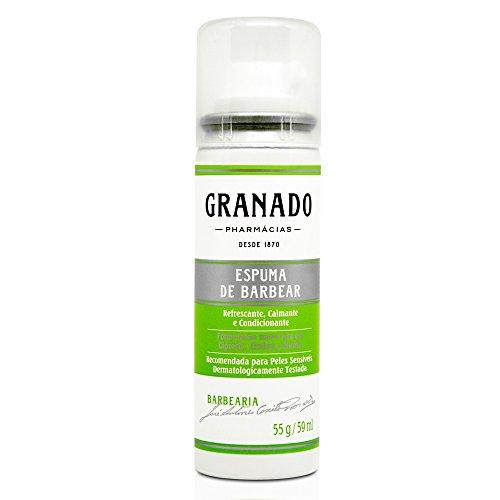 Espuma de Barbear, Granado, Verde, 50ml