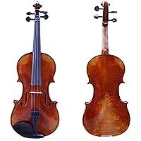 バイオリンセット キャンバスケースとブラジルの弓と1/8-4 / 4バイオリン (Color : 1/4)