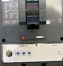 SCHNEIDER ELECTRIC Molded Case Circuit Breaker 600-Volt 600-Amp LJA36600U31X Inv, B/L,Open,Front Op,3P,480Vac,2500A