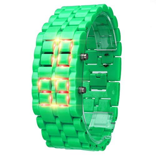 LED Sport Watch Luxury Men