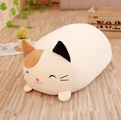 N / A Giant Corner Bio Pillow Japanese Animation Plush Toy Stuffed Soft Cartoon Kids Girls Valentine Gifts 30cm
