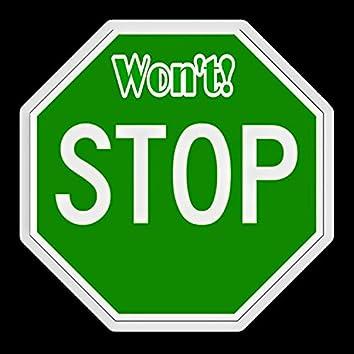 Won't Stop (feat. Dom Beats)