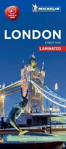 Price comparison product image London Citymap Laminated: Laminated City Plan: 1 (Michelin City Plans)