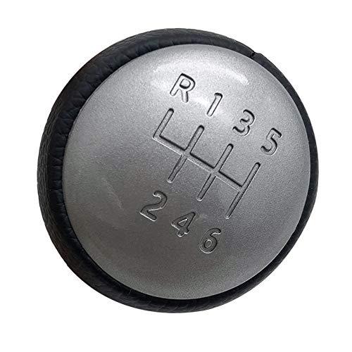 CYBHR Autoschalthebel Kappe Auto Dekoration Auto Styling zubehör schaltknauf, für Nissan Qashqai i j10 x-Trail 2006-2013 Qashqai ii mt