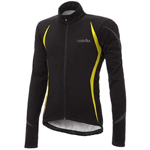 Zero RH+ Icu0576 R91Xl, Flash Jacket Uomo, Black/Fluo Yellow/Reflex, XL