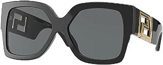 Versace VE4402 Rectangle Sunglasses for Women + FREE Complimentary Eyewear Kit