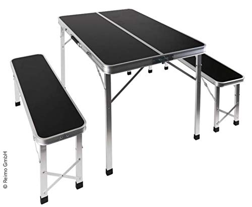 Camp4 Sitzgruppe 'Picknick', Tisch mit 2 Bänken (932991035)