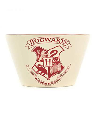 Harry Potter - Hogwarts Müslischale für Fans & Sammler