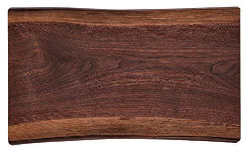 Kai walnusb RETT (Block Brett) di, Acciaio Inossidabile, Multicolore, 1x 1x 1cm