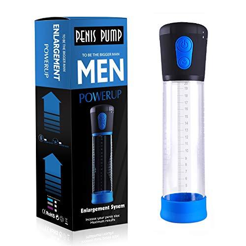 Electric Vacuum Pump Men Massage Machines Tool