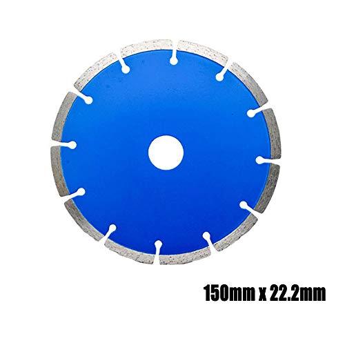 Disco de corte de hoja de sierra de diamante 115/125/150/230 mm Super delgado Turbo Disk para amoladora angular corte porcelánico baldosas granito mármol cerámica rojo azul