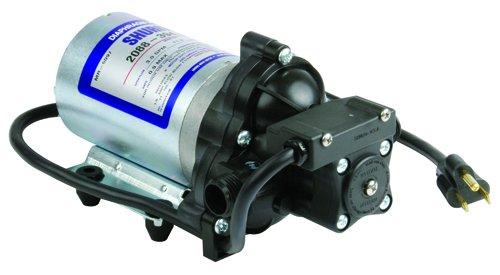 SHURFLO half 2088-394-144 3.0 GPM Fashion Water Pump Demand