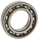 MRC (SKF) 116S - Radial/Deep Groove Ball Bearing - Round Bore, 80 mm ID, 135 mm OD, 16 mm Width, Open, C0