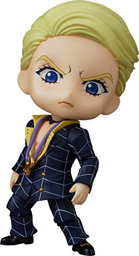 JoJo's Bizarre Adventure: Golden Wind: Prosciutto Nendoroid Action Figure, Multicolor