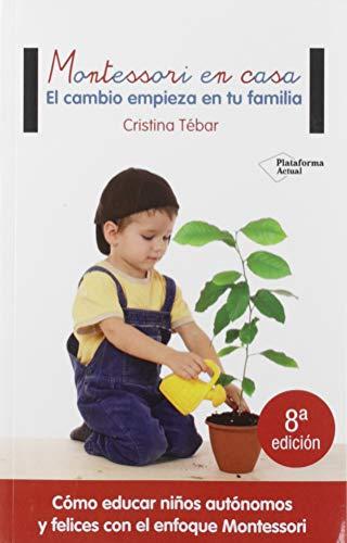 Montessori en casa de Cristina Tébar