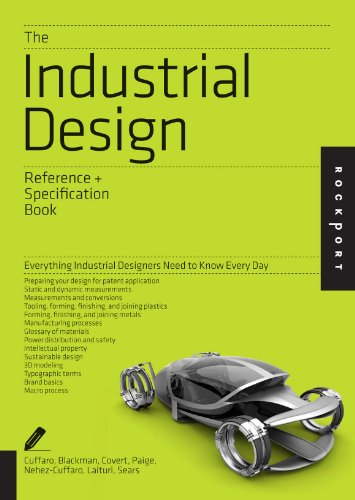 Amazon Com The Industrial Design Reference Specification Book Ebook Cuffaro Dan Zaksenberg Isaac Oliver Garrett Kindle Store