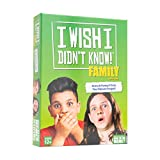 I Wish I Didn't Know! Family Edition - The Gross & Funny Trivia Game You'll Never Forget - by What Do You Meme? Family