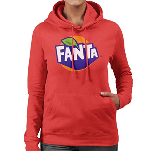 Fanta 2016 Logo Women's Hooded Sweatshirt