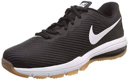 Nike Herren Air Max Full Ride Tr 1.5 Fitnessschuhe, Schwarz (Black/White 012), 44.5 EU