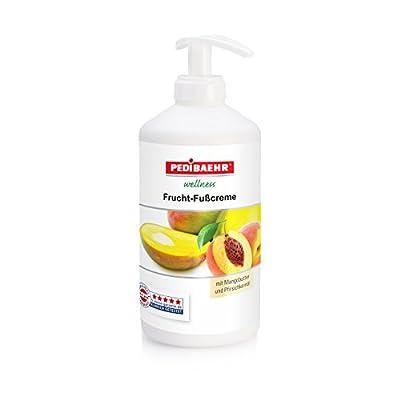 Fußbalsam Frucht Fußcreme Mangobutter