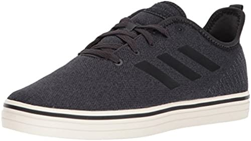 adidas Men& 039;s Defy, Carbon Core schwarz Chalk Weiß, 12.5 M US