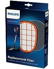 Philips Filterutbytessats till SpeedProMax i 7000/8000 serien - 1 x inläggsfilter med ram - 1 x tvättbart motorfilter - FC5005/01