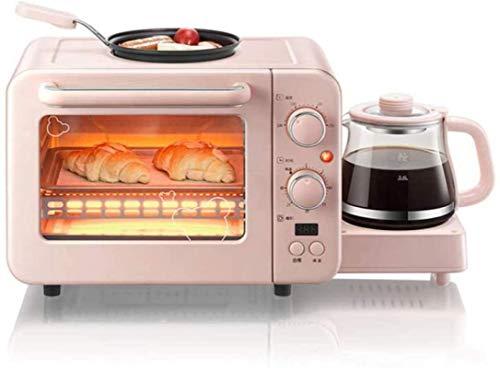 Tostadora horno eléctrico horno pequeño horno multifunción 3 en 1 Máquina de...