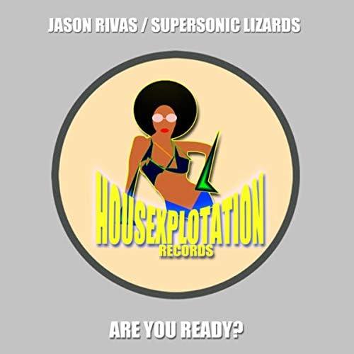 Jason Rivas & Supersonic Lizards