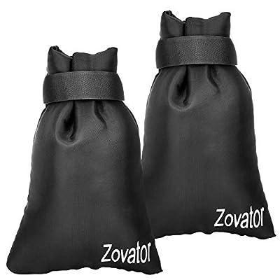 Zovator Outdoor Faucet Cover,Outside Garden Faucet Socks for Freeze Protection,Reusable Faucet Insulation,Anti-Freeze Hose Bib (2 Pieces-Black)