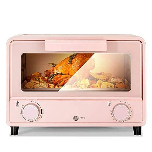 Air Fryer Toaster Horno, convección Airfryer con apagado automático, temporizador de 60 minutos;Asado, hornear, freír sin aceite, interior antiadherente, accesorios y libros de cocina incluidos, acero