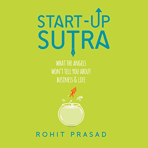 Start-Up Sutra audiobook cover art