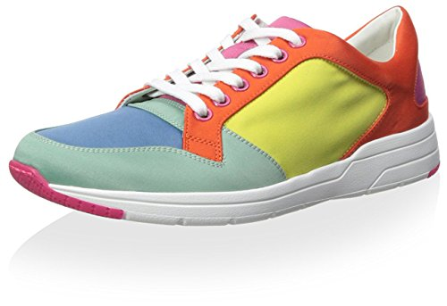 Gucci Damen Colorblocked Sneaker, (Bunt), 38 EU