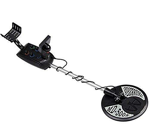 Best Deals! T-king Underground Metal Detector Gold Digger Treasure MD5008 Gold Coins Relics 3-3.5m