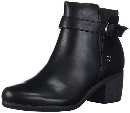 Dr. Scholl's Shoes Damen Stiefelette, schwarz, 36 EU