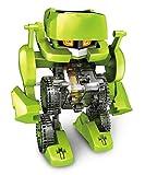 Elenco Teach Tech Meta.4 | Transforming Robot Kit | STEM Educational Toys