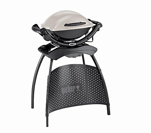 Weber Q1400 Stand Elektrogrill dark grey