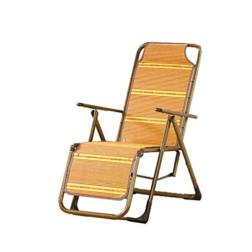 HAMIMI Multifunctional Folding Chair Creative Cool Chair Adjustable Lounge Chair Recliner Chair Folding Chair