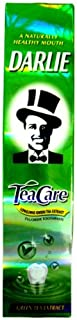 Darlie TEA Care Longjing Green Tea Extract Fluoride Toothpaste 160 G. Made in Thailand