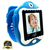 Durable Smart Watch for Kids, Kids Camera, Electronics SmartWatch for Kids, Video Games for Kids Ages 4-8, Tech Watch Birthday for Boys Girls, Educational Toys Gadgets for Kids