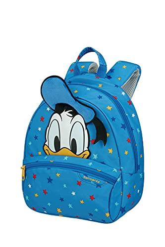 Samsonite Disney Ultimate 2.0 – Kinderrucksack S, 28.5 cm, 7 L, Mehrfarbig (Donald Stars)