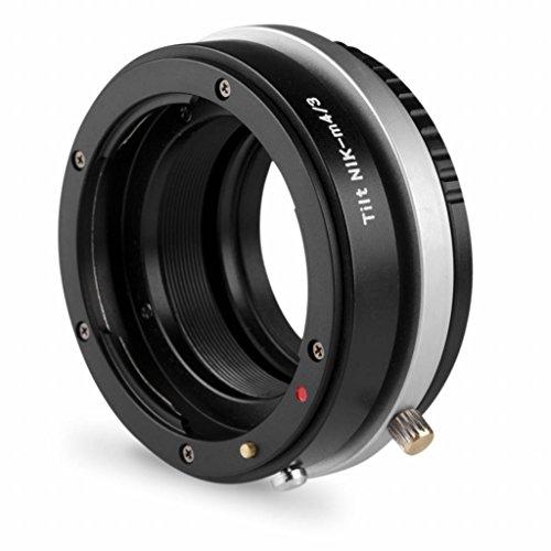 Kipon Nikon to Micro Four Thirds Tilt Lens Adapter